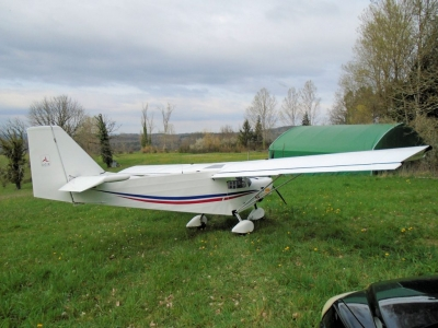 ICP Savannah MXP 740 at Galinat, Dordogne