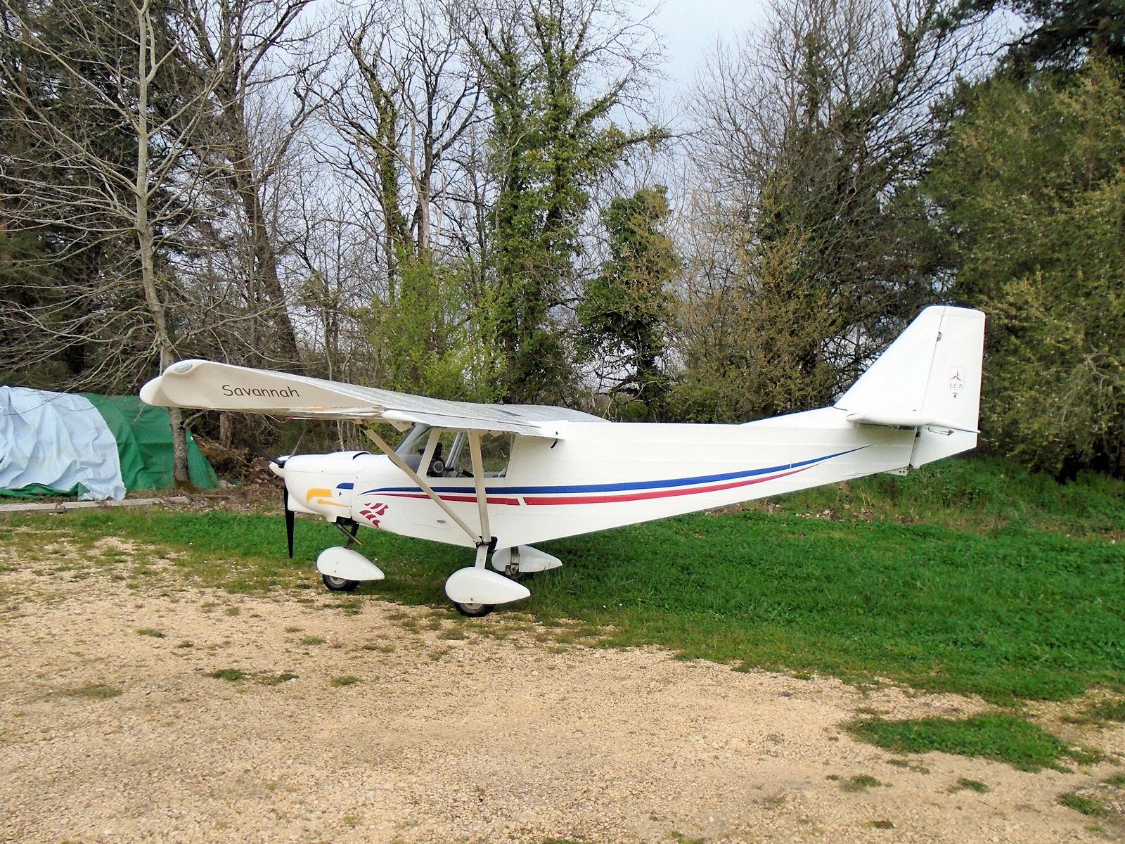 ICP Savannah MXP 740, Dordogne