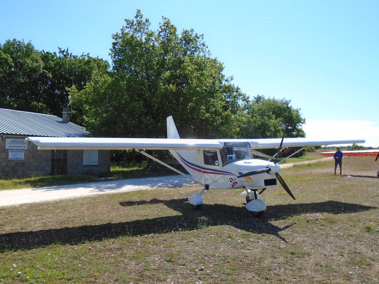 ICP Savannah MXP 740, Argentine, France