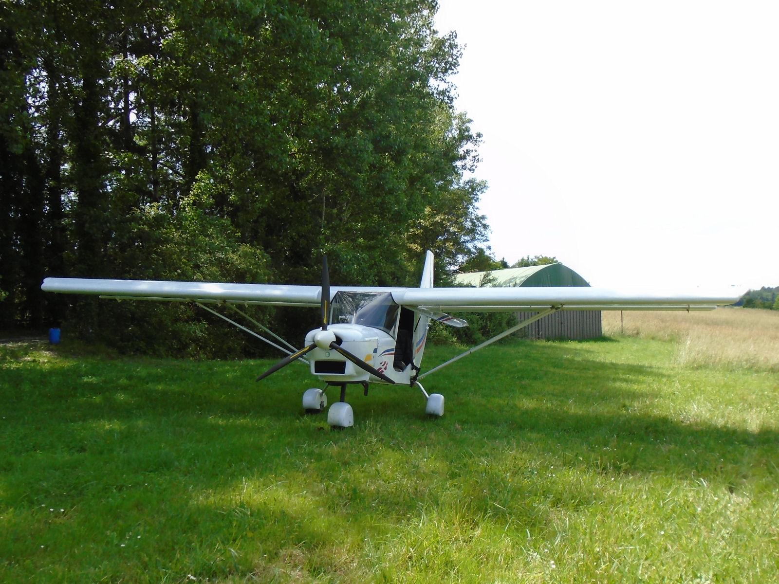 ICP Savannah MXP 740 at Galinat