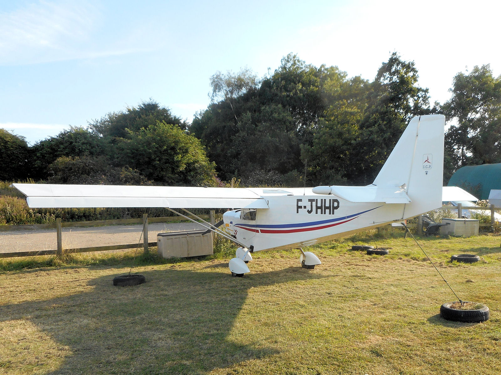 ICP Savannah MXP 740 at Rochester, England