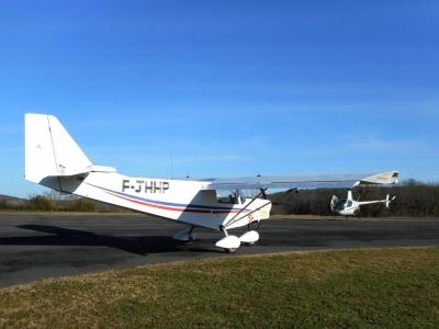 ICP Savannah MXP 740 at Condat, Dordogne, France