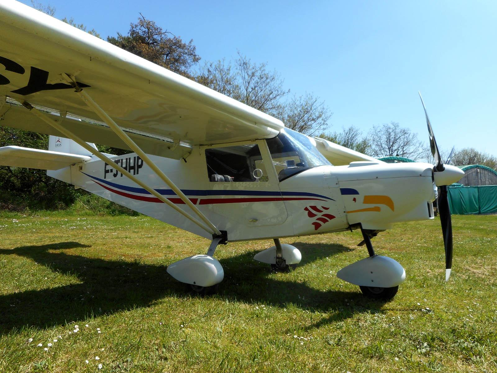 ICP Savannah MXP 740 Dordogne, France