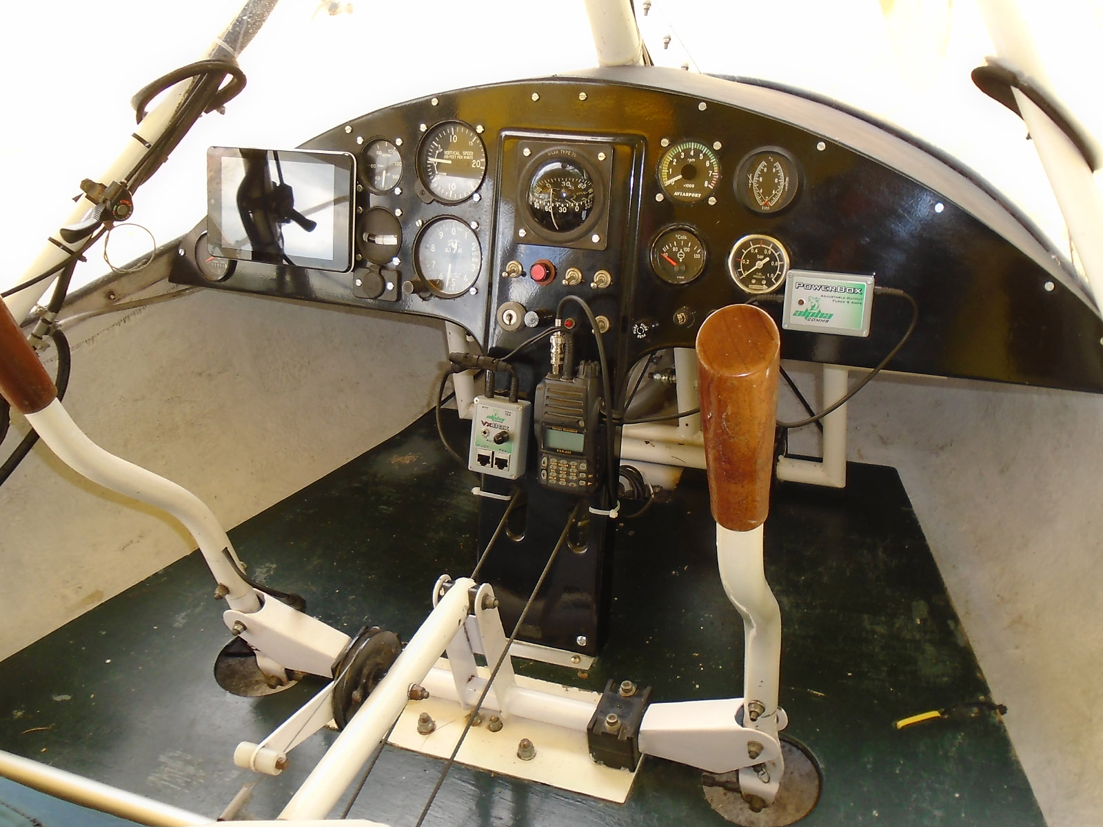 X-Air 56NE, Fully Loaded Panel 2015