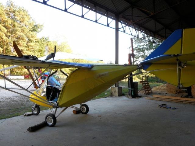 X-Air 56NE, Dordogne, 2017