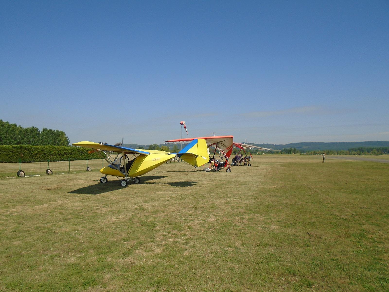 X-Air 56NE, Montpezat, Lot-et-Garonne 2015