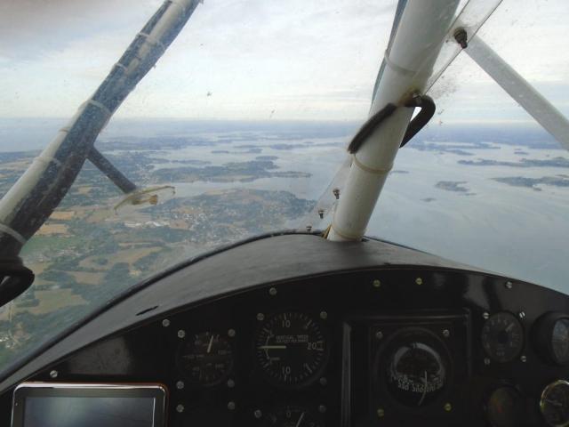 X-Air 56NE, Golfe du Morbihan Ahead 2015