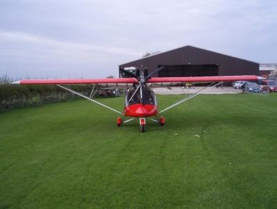 X-Air G-BYPW