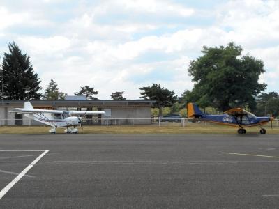 ICP Savannah MXP 740 and Savannah S at Figeac, France