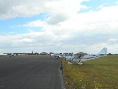 ICP Savannah MXP 740 at Saumur, France