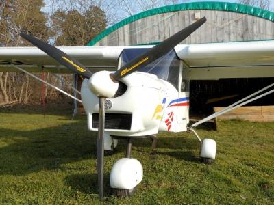 ICP Savannah MXP 740, Dordogne, France