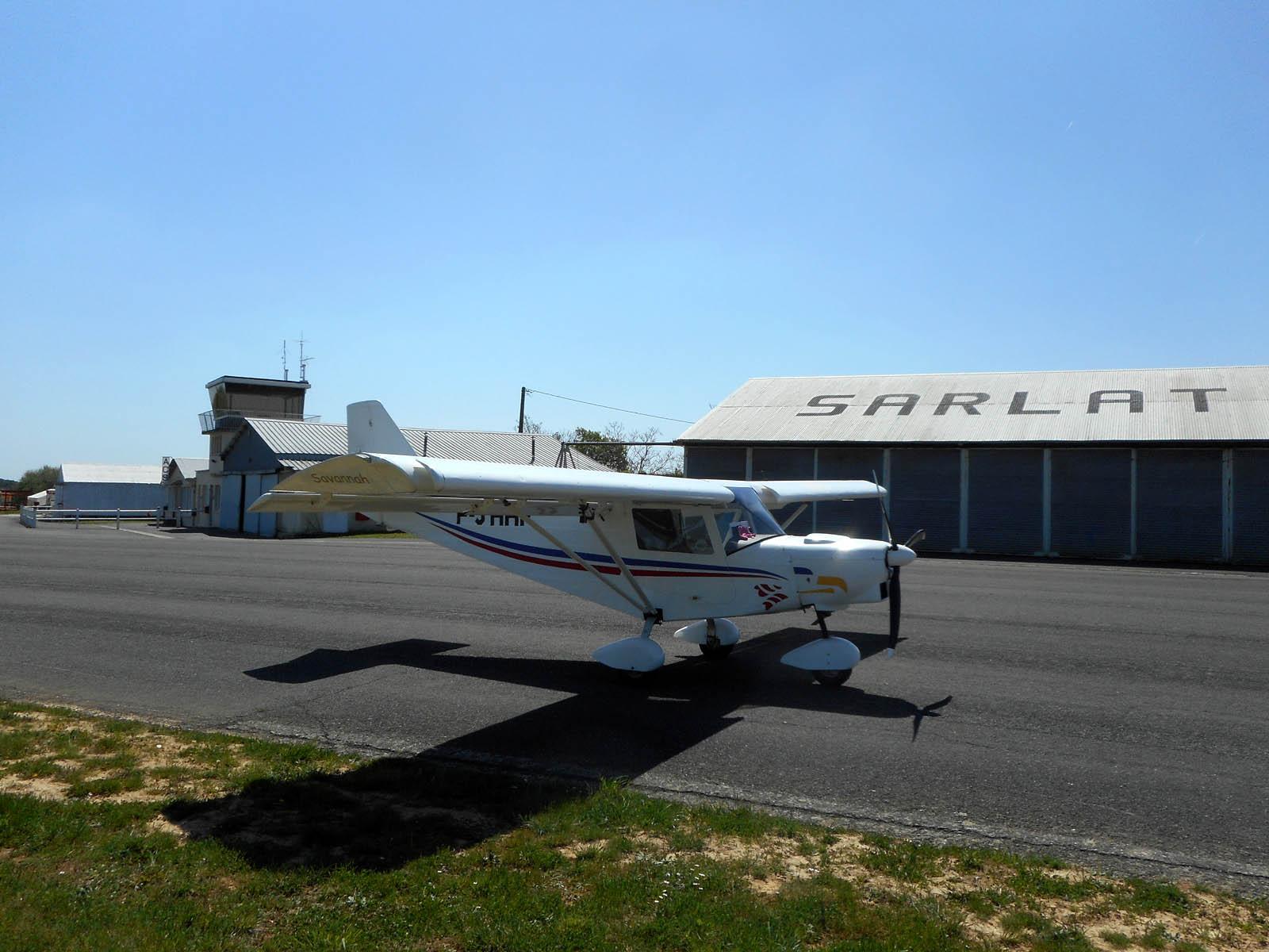 ICP Savannah MXP 740 at Sarlat-Domme, France