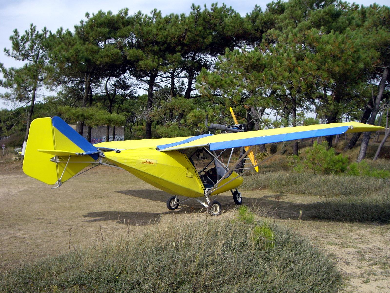 X-Air 56NE, Bretagne 2012