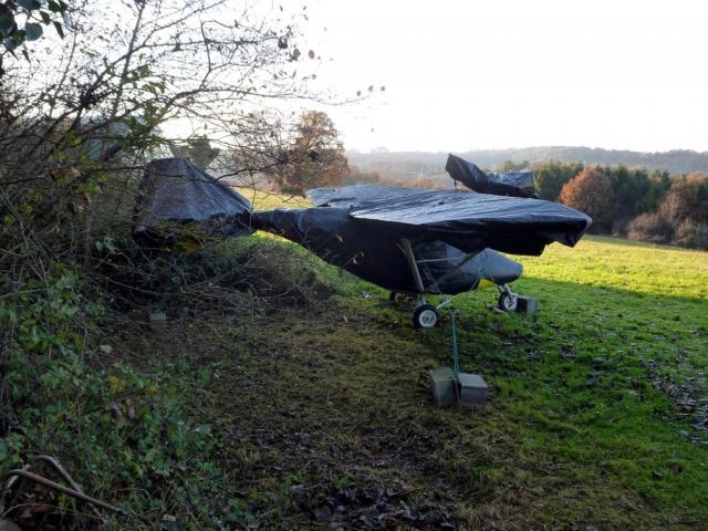 X-Air 56NE, Dordogne 2014