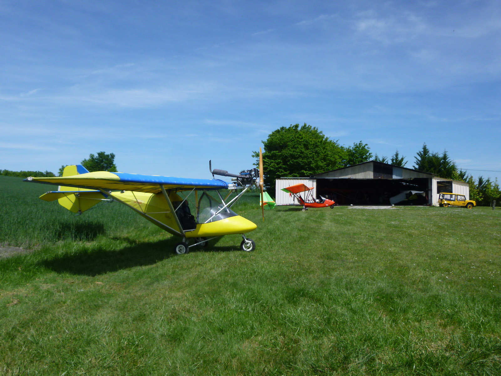 X-Air 56NE, Castillonnès 2014