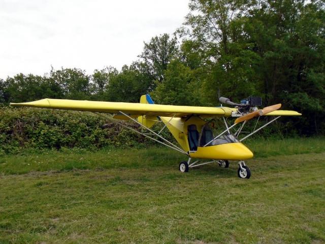 X-Air 56NE, Chateau Malbec, Dordogne 2015