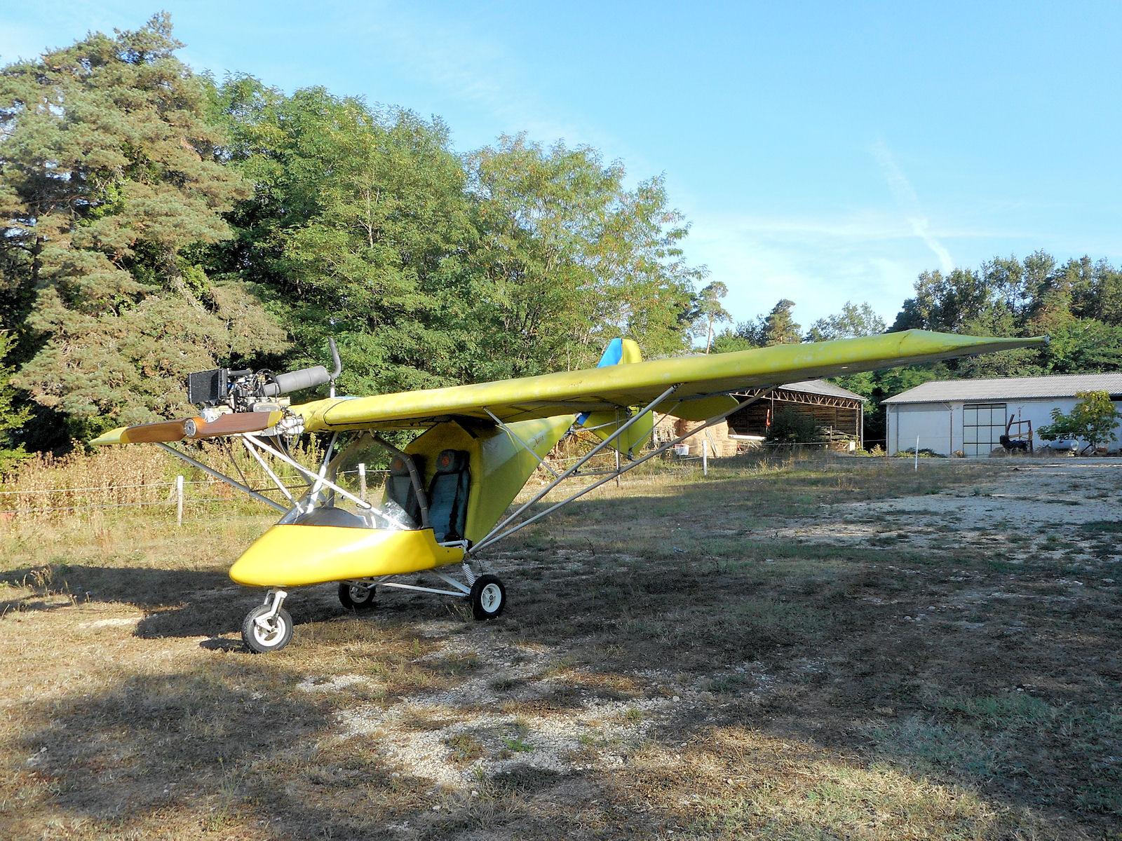X-Air 56NE, Chateau Malbec, 2017